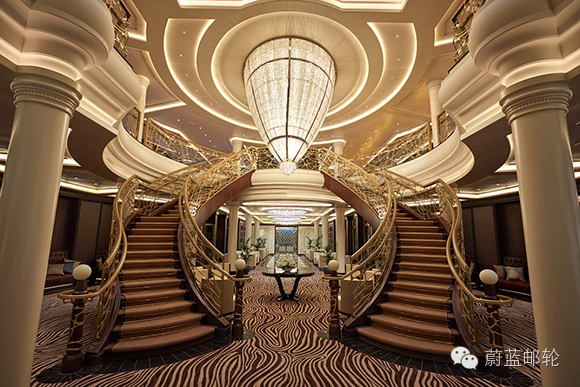 花了4.5亿美元打造的邮轮,才能称为名符其实的海上宫殿 8f1627ed4830c29721680a5b49be3a20.jpg