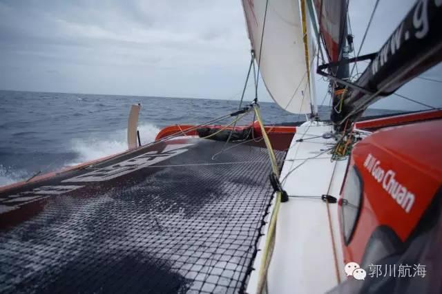 川越大西洋,航向里约。---郭川航海日志连载 787558903990701fbf2ec7533b2928d6.jpg