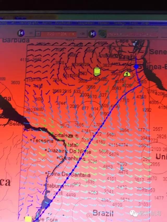 川越大西洋,航向里约。---郭川航海日志连载 3ad2594dc4fbd75c42e3ccf3a5f9eb3c.jpg