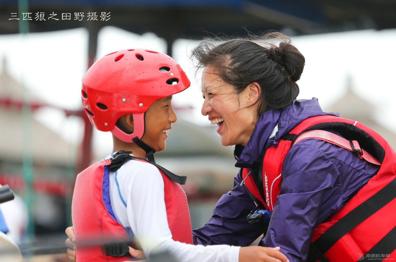 有这样的父母有这样的孩子中国航海未来可期--田野摄影告诉你几个摄影故事 E78W9428-2.jpg