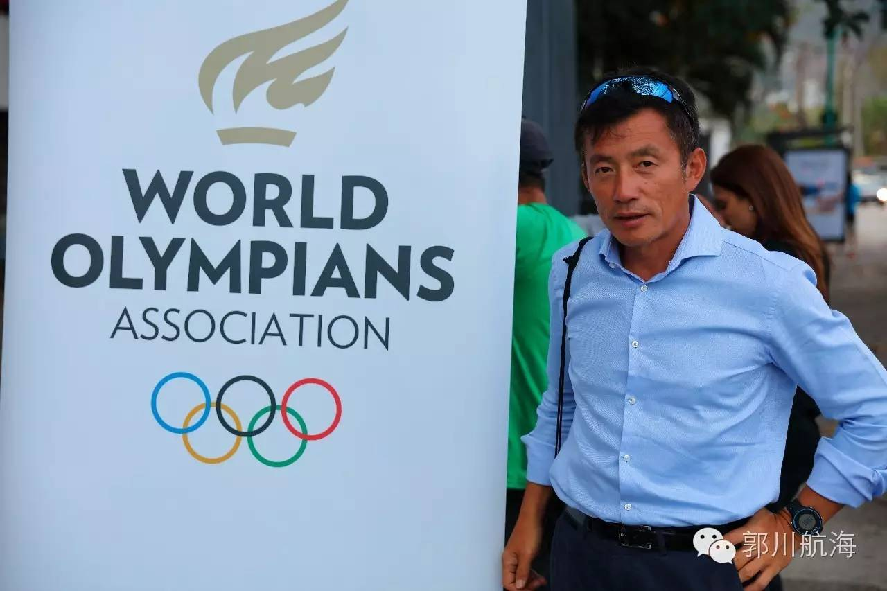 郭川船长出席WOA奥运选手联谊中心开幕仪式和摩纳哥亲王阿尔伯特二世见面 3e3e12f159e36e16c9962ec4d685b2b7.jpg