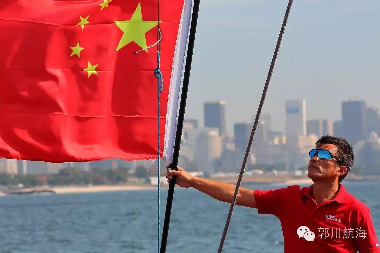 北京时间,训练舰,美国,巴西,国家 郭川船长参加里约高桅船海上巡游和李东华一起玩体操 8fd88d4bd2a7154536e9441b640652ed.jpg