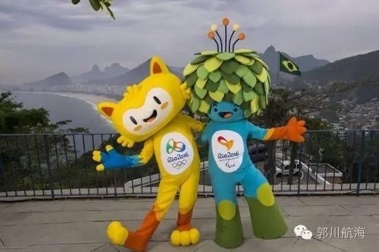"""【""""川""""约里约】依帕内玛的女孩和奥运吉祥物之间不得不说的故事 1f2d09b3327744e1c694fe5c5cb04e1e.jpg"""
