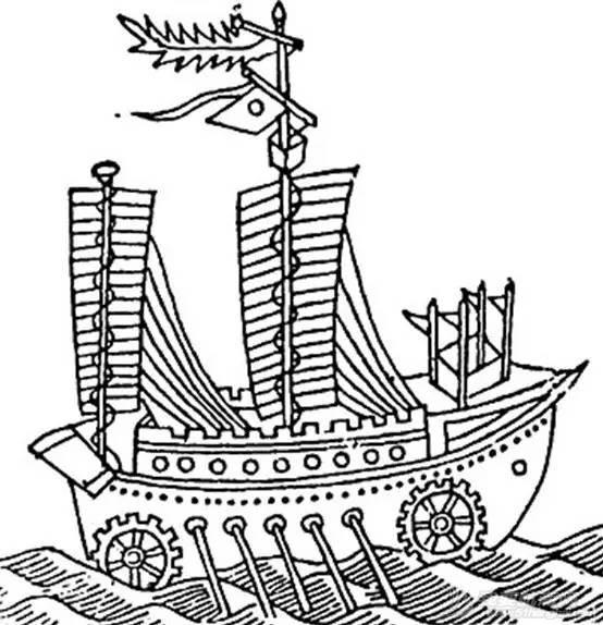 全文阅读,生活方式,苏东坡,梦里水乡,文章 【内藏福利】外公摇了两千年  谈中式帆船的摇橹文化 c107d472fed90da39c4a141021582b38.jpg