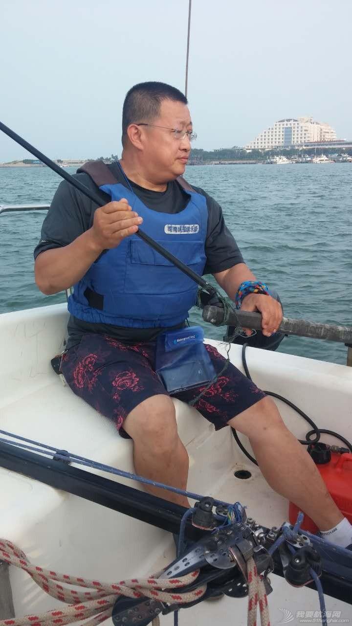 日照,帆船运动,一窍不通,秦皇岛,老男孩 日照航海体验-37期 1957846443.jpg
