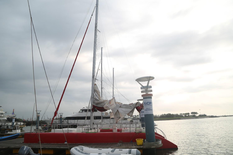 心动,帆动—日照航海公益培训体验(一)初探世帆赛基地