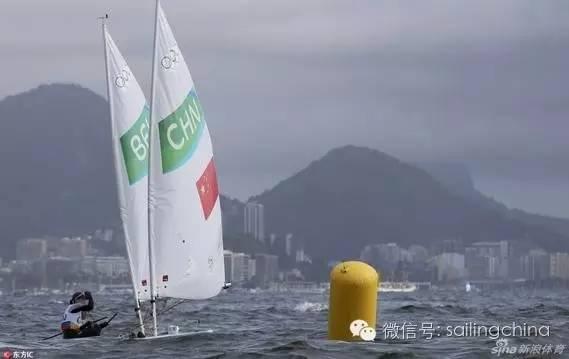 里约奥运帆船帆板:徐莉佳重返总成绩榜首位 328cef88ac7772fc62abb4b75236ad76.jpg