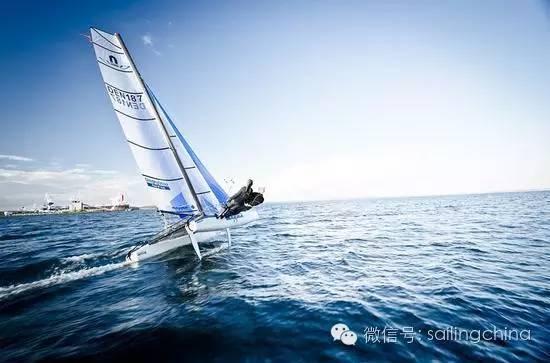 亚帆联杯帆船赛上海站8月17日开赛 4b87c137adb0359bfb924e7394ca7a0e.jpg