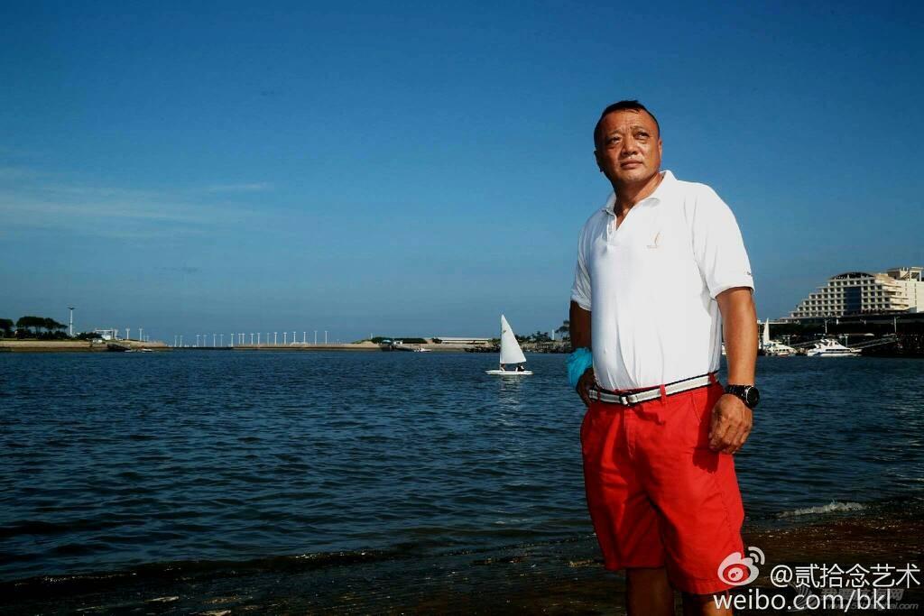 著名航海家杨金石先生