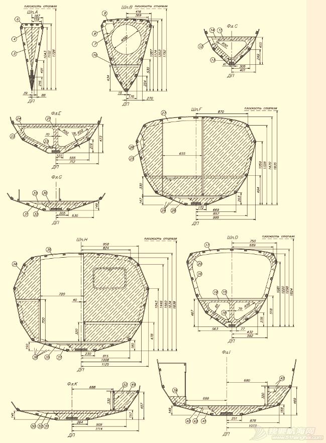 solidworks,帆船 用solidworks做了一部分K800帆船