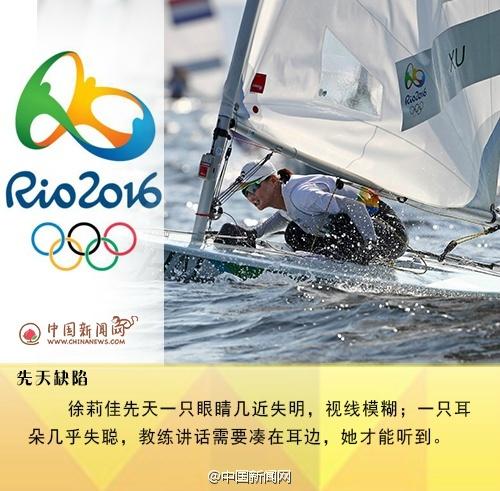 里约热内卢,中国日报,卫冕冠军,奥运会,徐莉佳 三轮成绩被取消!徐莉佳只有感谢无怨言 1.jpg