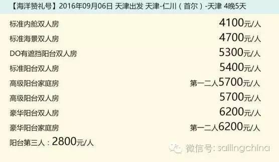 9月6日皇家加勒比邮轮海洋赞礼号天津-仁川(首尔)-天津4晚5天 e997ae33fab636968e92e5450a266343.jpg