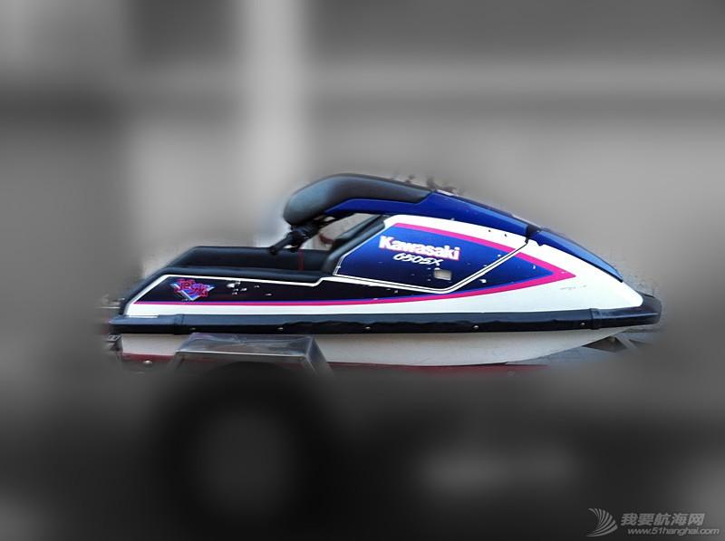 汽油发动机,摩托艇,北京,翻新 北京出售个人自己玩的川崎650立式单人摩托艇,原厂漆 13.jpg