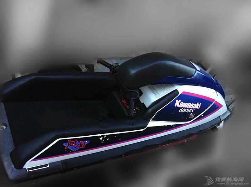 汽油发动机,摩托艇,北京,翻新 北京出售个人自己玩的川崎650立式单人摩托艇,原厂漆 15.jpg