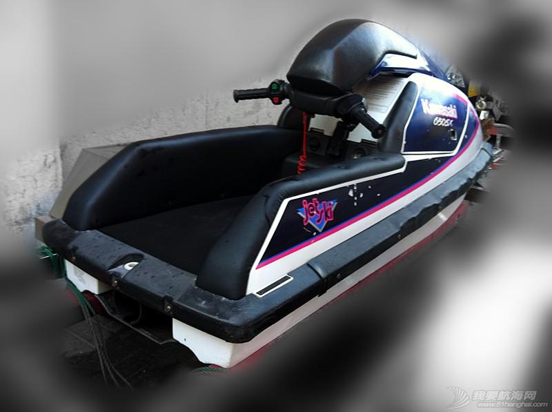 汽油发动机,摩托艇,北京,翻新 北京出售个人自己玩的川崎650立式单人摩托艇,原厂漆 10.jpg