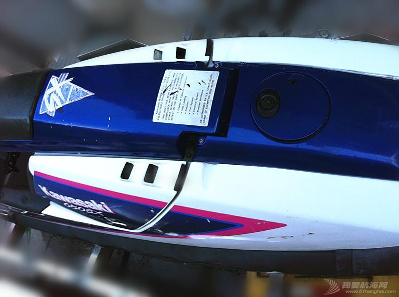 汽油发动机,摩托艇,北京,翻新 北京出售个人自己玩的川崎650立式单人摩托艇,原厂漆 19.jpg