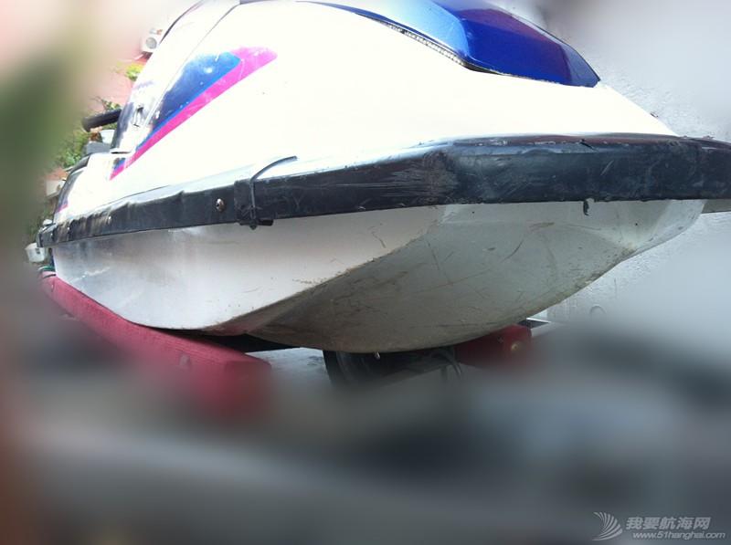汽油发动机,摩托艇,北京,翻新 北京出售个人自己玩的川崎650立式单人摩托艇,原厂漆 21.jpg