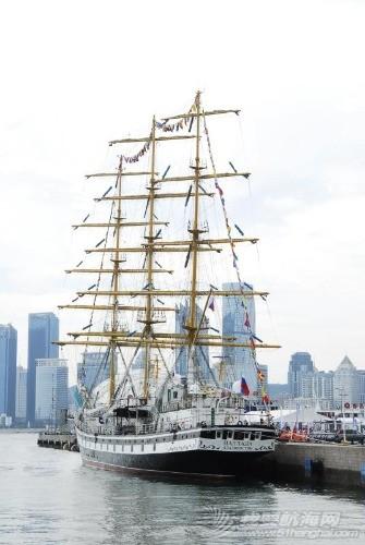 骄阳与激情一一2016青岛国际帆船周与汇海洋节