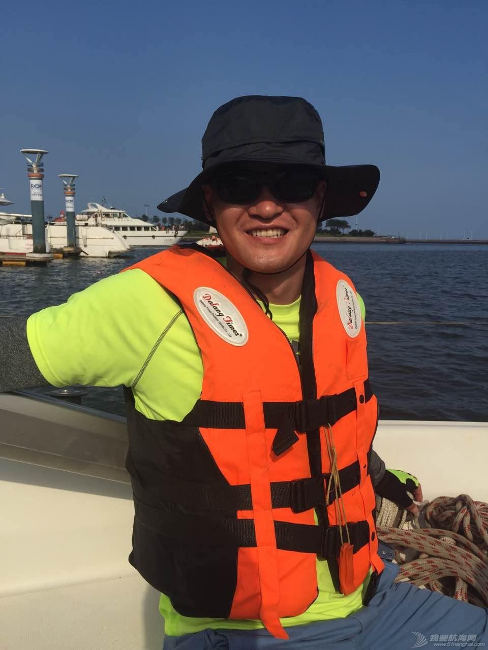 日照 全新的征程 -----日照公益航海