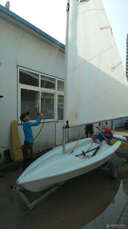 记第一次参加帆船赛 IMG_20160729_160336.jpg