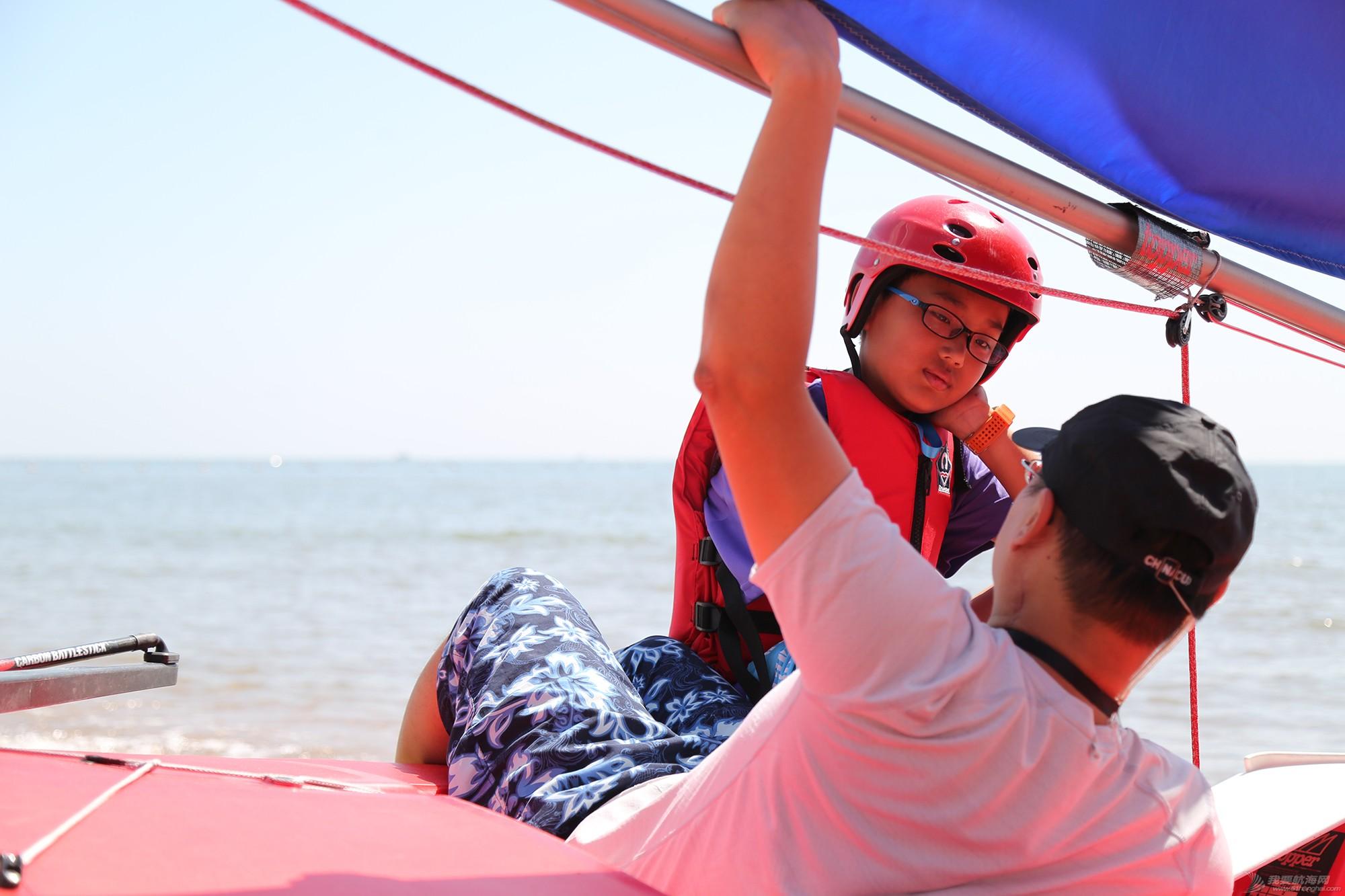 蔚蓝海岸,成长的故事,秦皇岛,爸爸妈妈,俱乐部 赛前花絮-关于帆船和成长的故事 5V8A7285.JPG