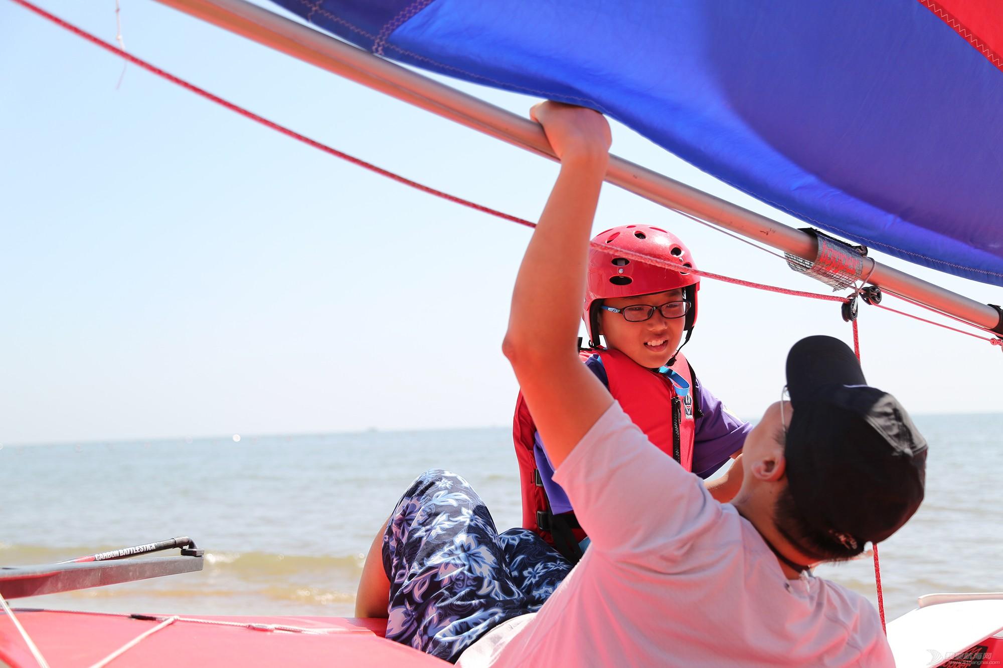蔚蓝海岸,成长的故事,秦皇岛,爸爸妈妈,俱乐部 赛前花絮-关于帆船和成长的故事 5V8A7294.JPG