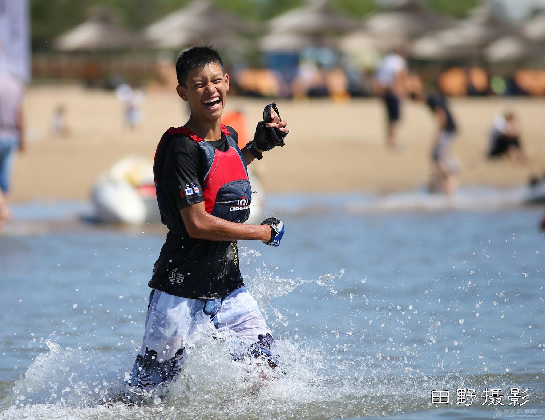 俱乐部,青少年,帆船 第二届全国帆船青少年俱乐部联赛激战正酣--田野摄影 E78W8264.JPG