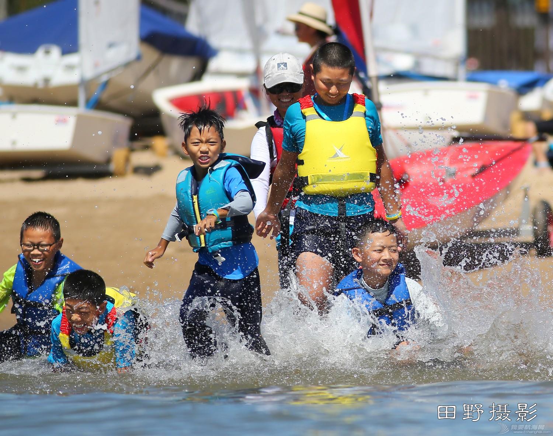 俱乐部,青少年,帆船 第二届全国帆船青少年俱乐部联赛激战正酣--田野摄影 E78W8280.JPG