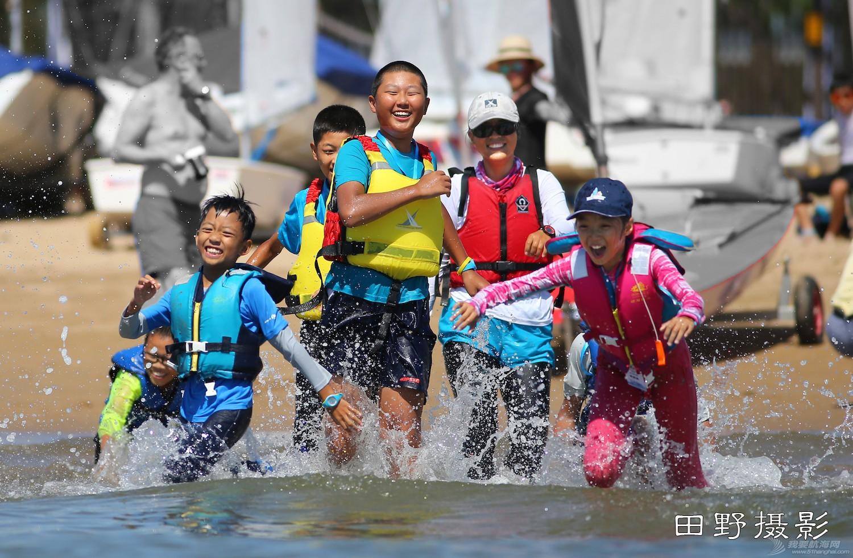 俱乐部,青少年,帆船 第二届全国帆船青少年俱乐部联赛激战正酣--田野摄影 E78W8285.JPG
