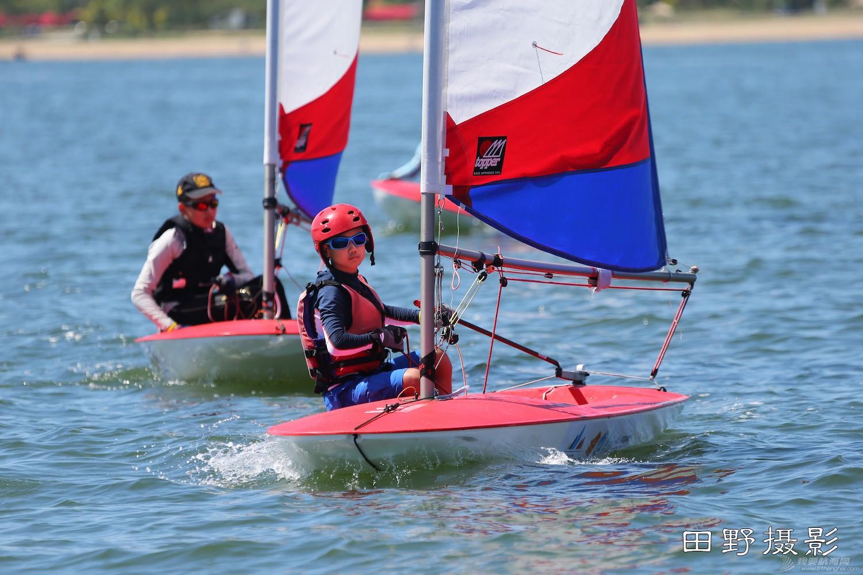 俱乐部,青少年,帆船 第二届全国帆船青少年俱乐部联赛激战正酣--田野摄影 E78W8396.JPG