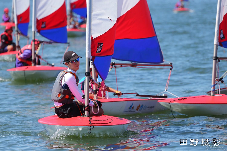 俱乐部,青少年,帆船 第二届全国帆船青少年俱乐部联赛激战正酣--田野摄影 E78W8411.JPG