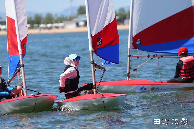 俱乐部,青少年,帆船 第二届全国帆船青少年俱乐部联赛激战正酣--田野摄影 E78W8413.JPG