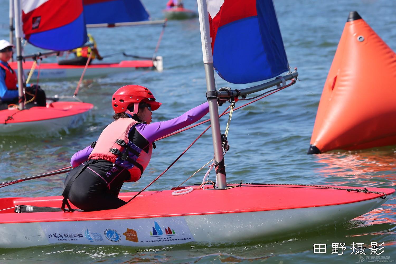俱乐部,青少年,帆船 第二届全国帆船青少年俱乐部联赛激战正酣--田野摄影 E78W8429.JPG