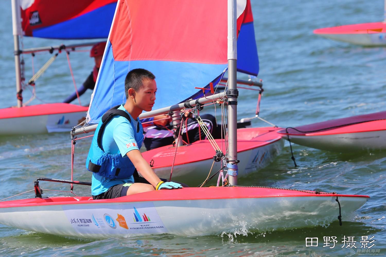 俱乐部,青少年,帆船 第二届全国帆船青少年俱乐部联赛激战正酣--田野摄影 E78W8423.JPG