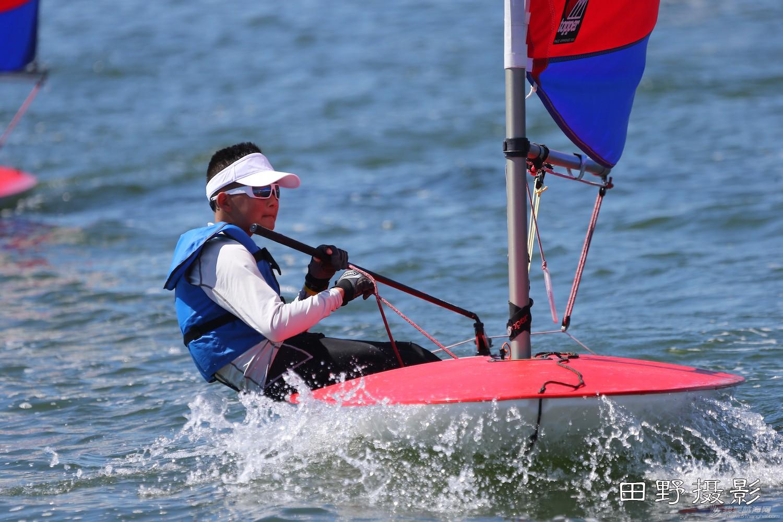 俱乐部,青少年,帆船 第二届全国帆船青少年俱乐部联赛激战正酣--田野摄影 E78W8526.JPG