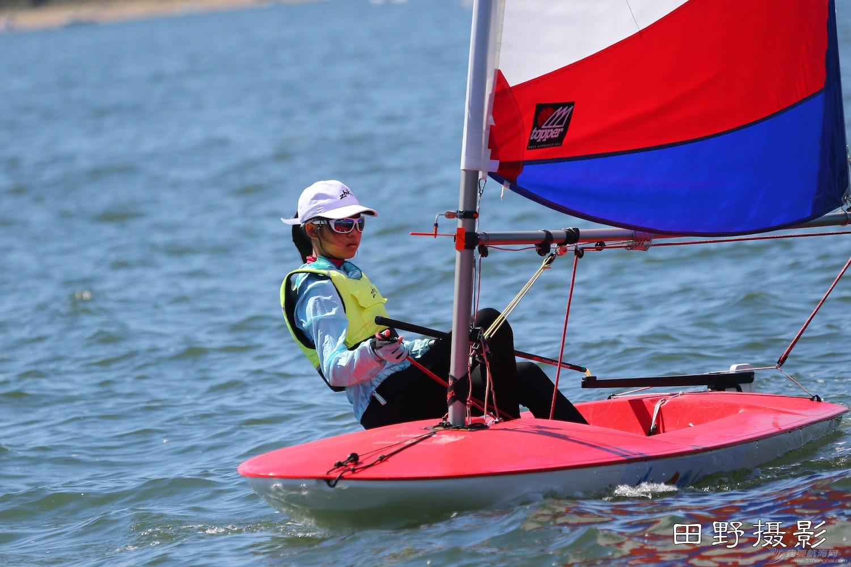 俱乐部,青少年,帆船 第二届全国帆船青少年俱乐部联赛激战正酣--田野摄影 E78W8530.JPG