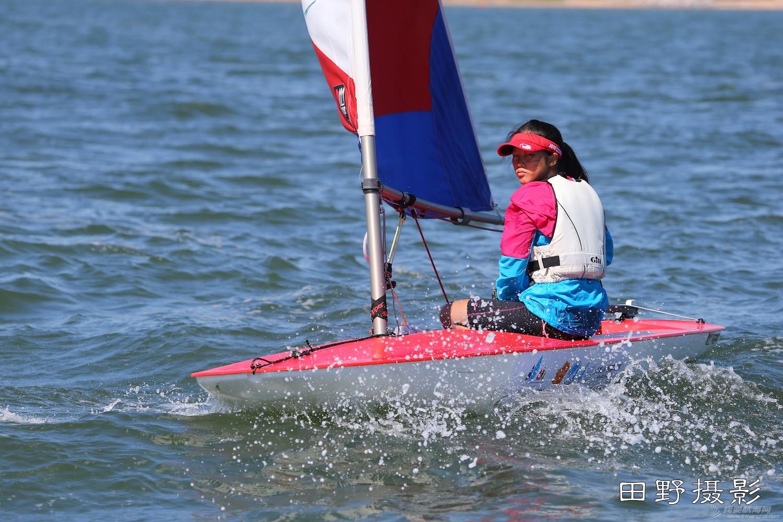 俱乐部,青少年,帆船 第二届全国帆船青少年俱乐部联赛激战正酣--田野摄影 E78W8704.JPG