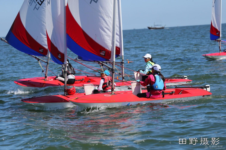 俱乐部,青少年,帆船 第二届全国帆船青少年俱乐部联赛激战正酣--田野摄影 E78W8730.JPG