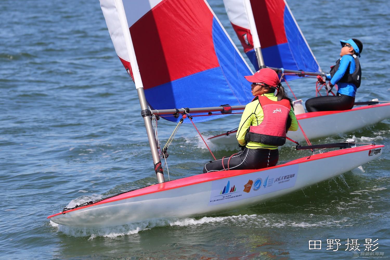 俱乐部,青少年,帆船 第二届全国帆船青少年俱乐部联赛激战正酣--田野摄影 E78W8837.JPG
