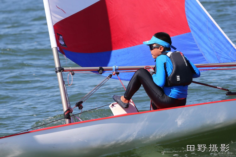 俱乐部,青少年,帆船 第二届全国帆船青少年俱乐部联赛激战正酣--田野摄影 E78W8846.JPG