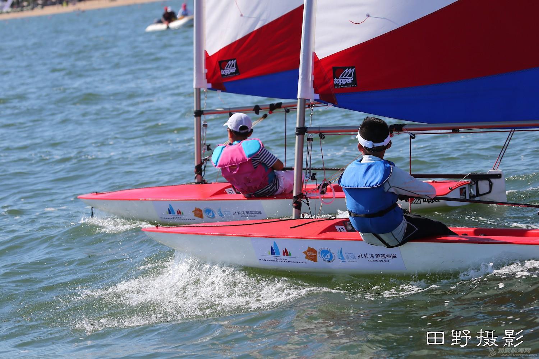 俱乐部,青少年,帆船 第二届全国帆船青少年俱乐部联赛激战正酣--田野摄影 E78W8868.JPG