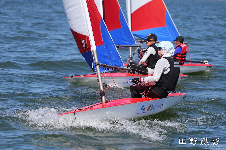 俱乐部,青少年,帆船 第二届全国帆船青少年俱乐部联赛激战正酣--田野摄影 E78W8878.JPG