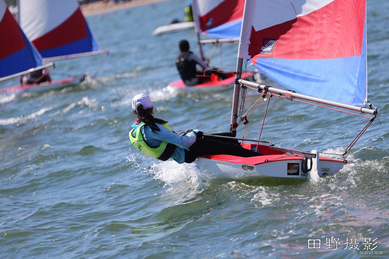 俱乐部,青少年,帆船 第二届全国帆船青少年俱乐部联赛激战正酣--田野摄影 E78W8911.JPG