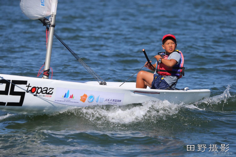 俱乐部,青少年,帆船 第二届全国帆船青少年俱乐部联赛激战正酣--田野摄影 E78W8973.JPG