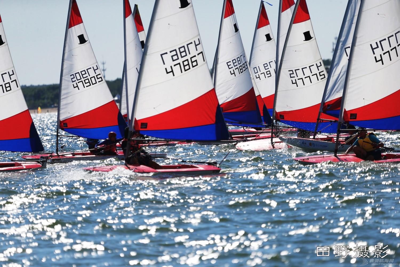 俱乐部,青少年,帆船 第二届全国帆船青少年俱乐部联赛激战正酣--田野摄影 E78W9019.JPG