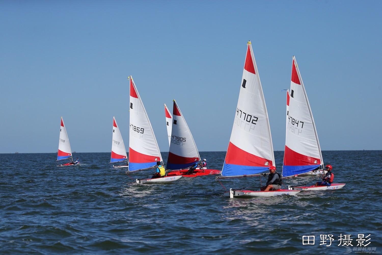 俱乐部,青少年,帆船 第二届全国帆船青少年俱乐部联赛激战正酣--田野摄影 E78W9036.JPG