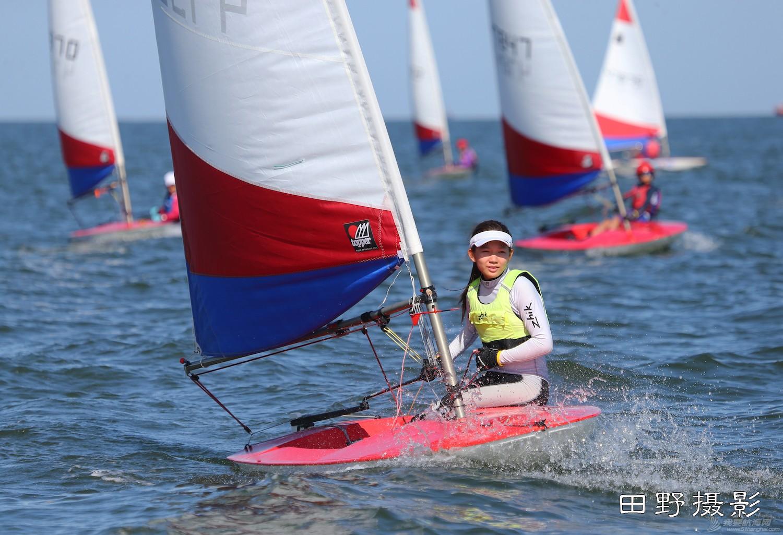 俱乐部,青少年,帆船 第二届全国帆船青少年俱乐部联赛激战正酣--田野摄影 E78W9041.JPG