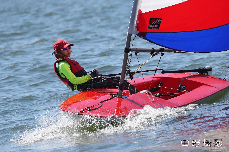 俱乐部,青少年,帆船 第二届全国帆船青少年俱乐部联赛激战正酣--田野摄影 E78W9102.JPG