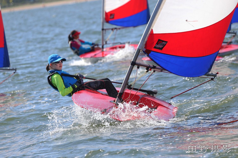 俱乐部,青少年,帆船 第二届全国帆船青少年俱乐部联赛激战正酣--田野摄影 E78W9148.JPG