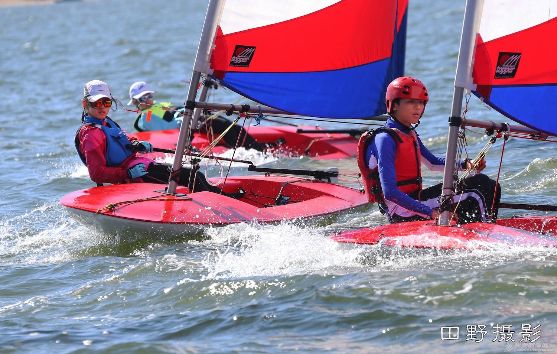 俱乐部,青少年,帆船 第二届全国帆船青少年俱乐部联赛激战正酣--田野摄影 E78W9195.JPG